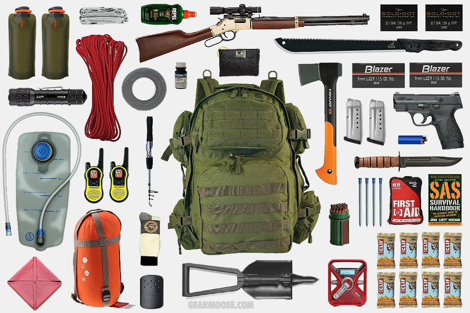 "Bug out survival planning: How to prep a ""gray man"" EDC bag"